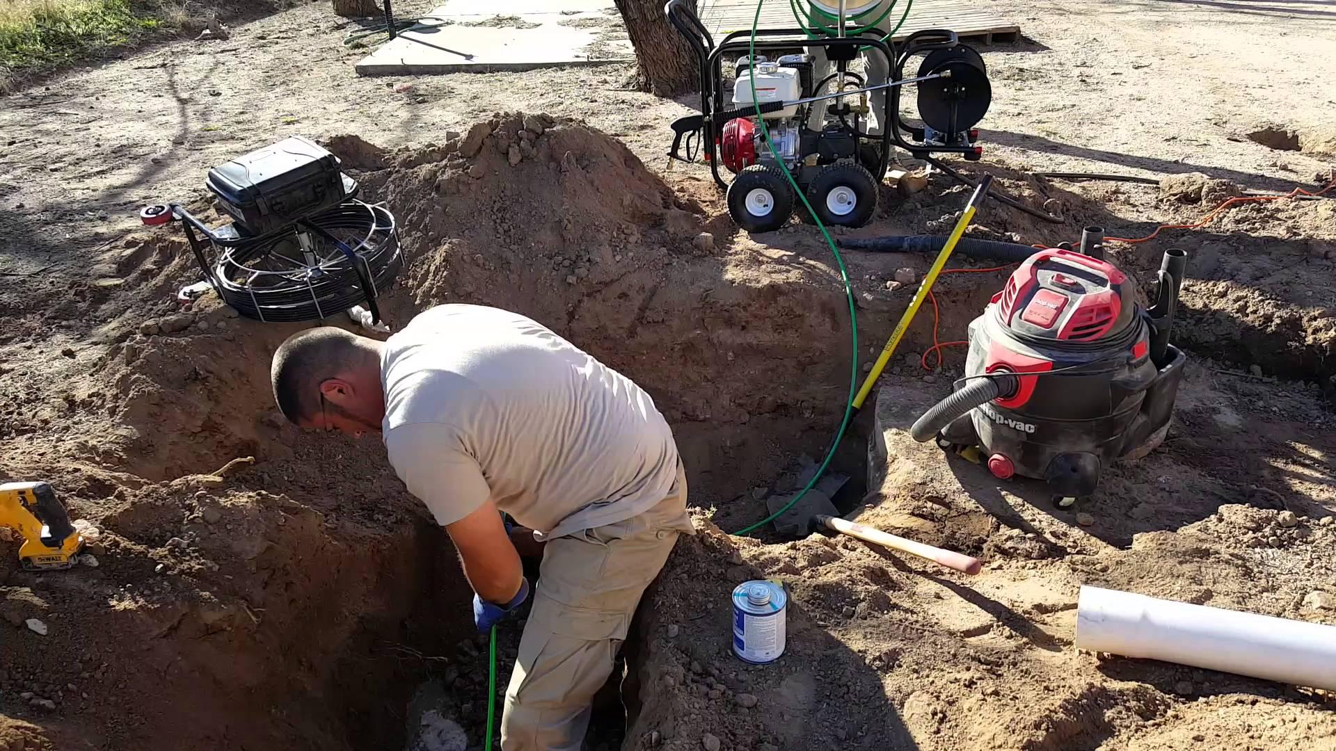 Drain Field Repairs