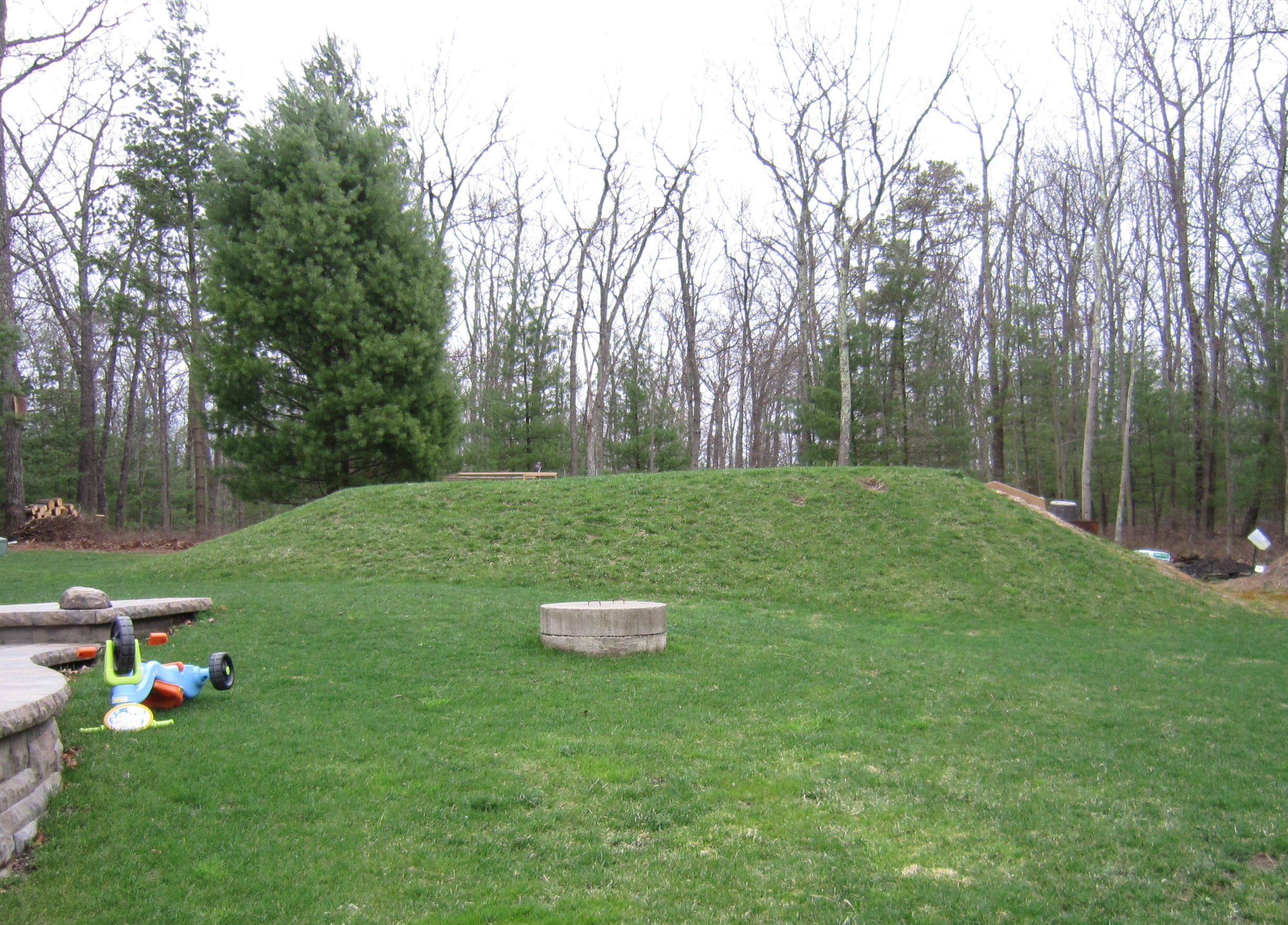 This Article Will Briefly Discuss How To Locate Your Raised Mound Septic System It Was A Very Lazy Sunday Afternoon You Didn T Feel Like Moving From