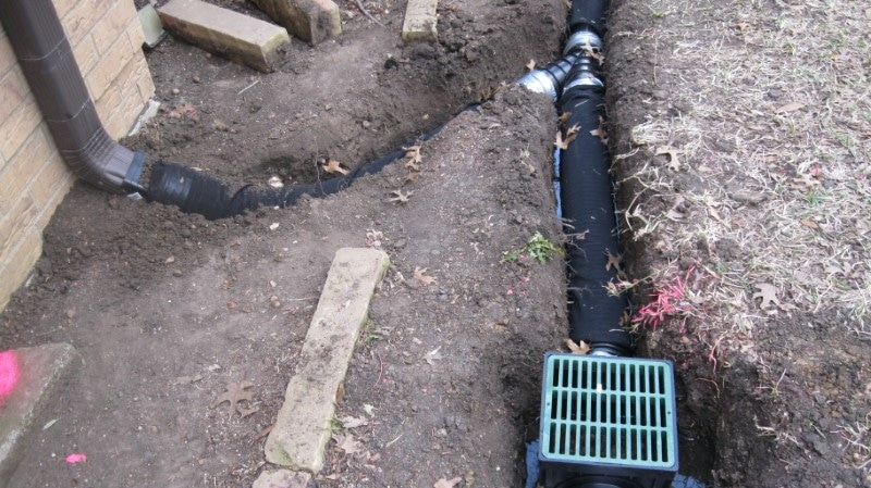 How French Drains Can Help Your Sand Mound Systems